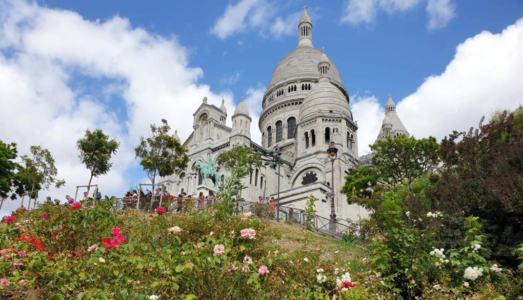 MyMontmartreTours - Montmartre Walking Tours Sacre Coeur Basilica
