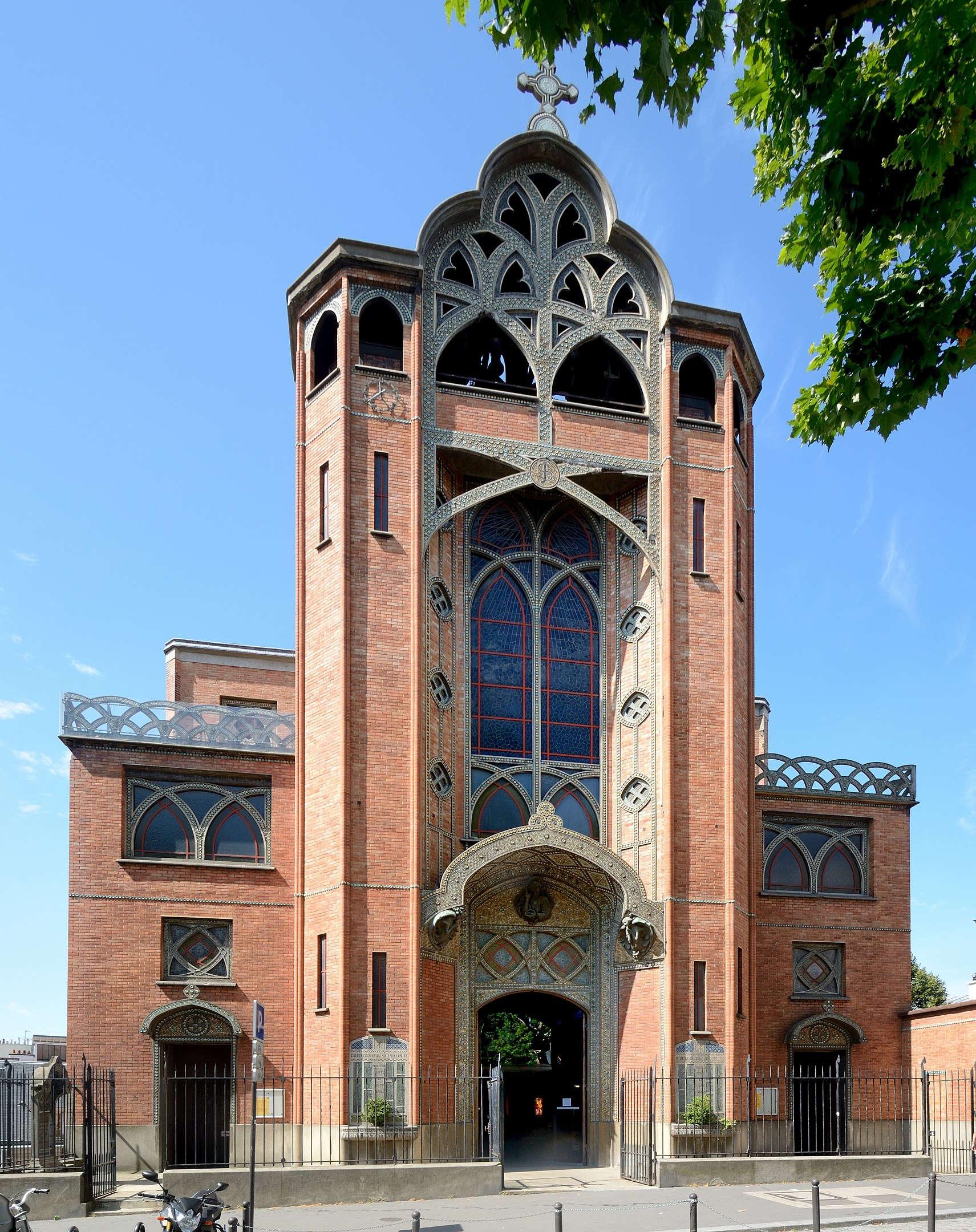 MyMontmartreTours - Saint Jean de Montmartre church