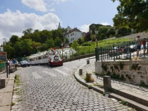 My Montmartre Tours - Vineyards and Little Train of Montmartre